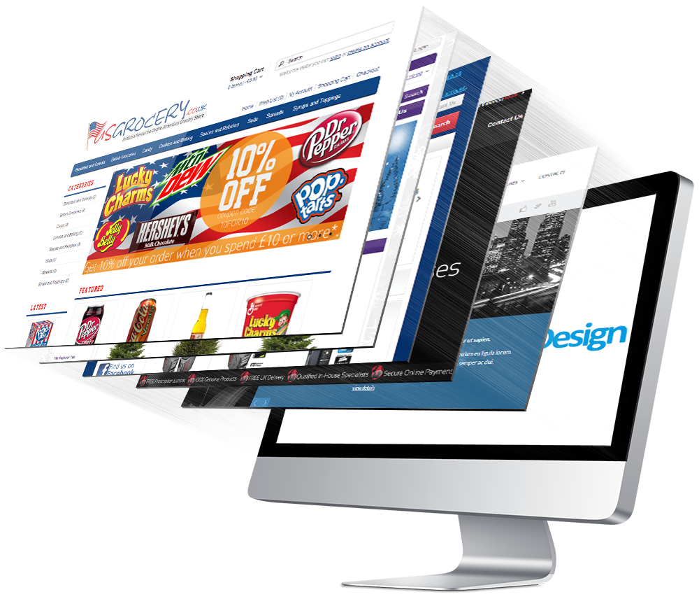 Professional web design company for mobile website for Blueprint websites